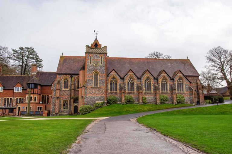 Bradfield College Chapel