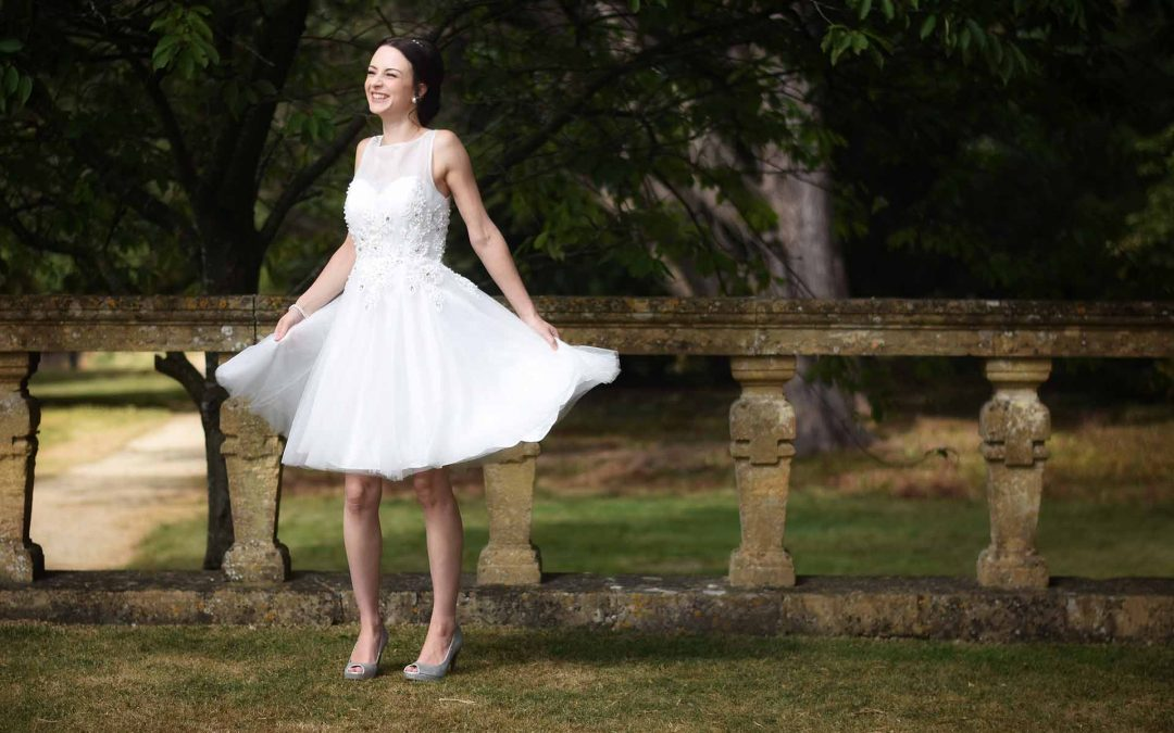 Wedding dress inspiration for brides on a budget