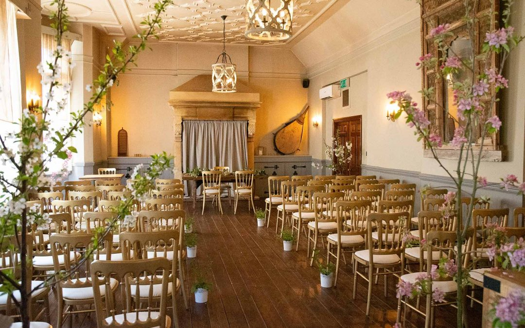 Wedding Fayre: The Elephant at Pangbourne, Berkshire