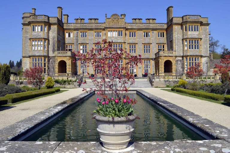 Eynsham Hall Oxfordshire