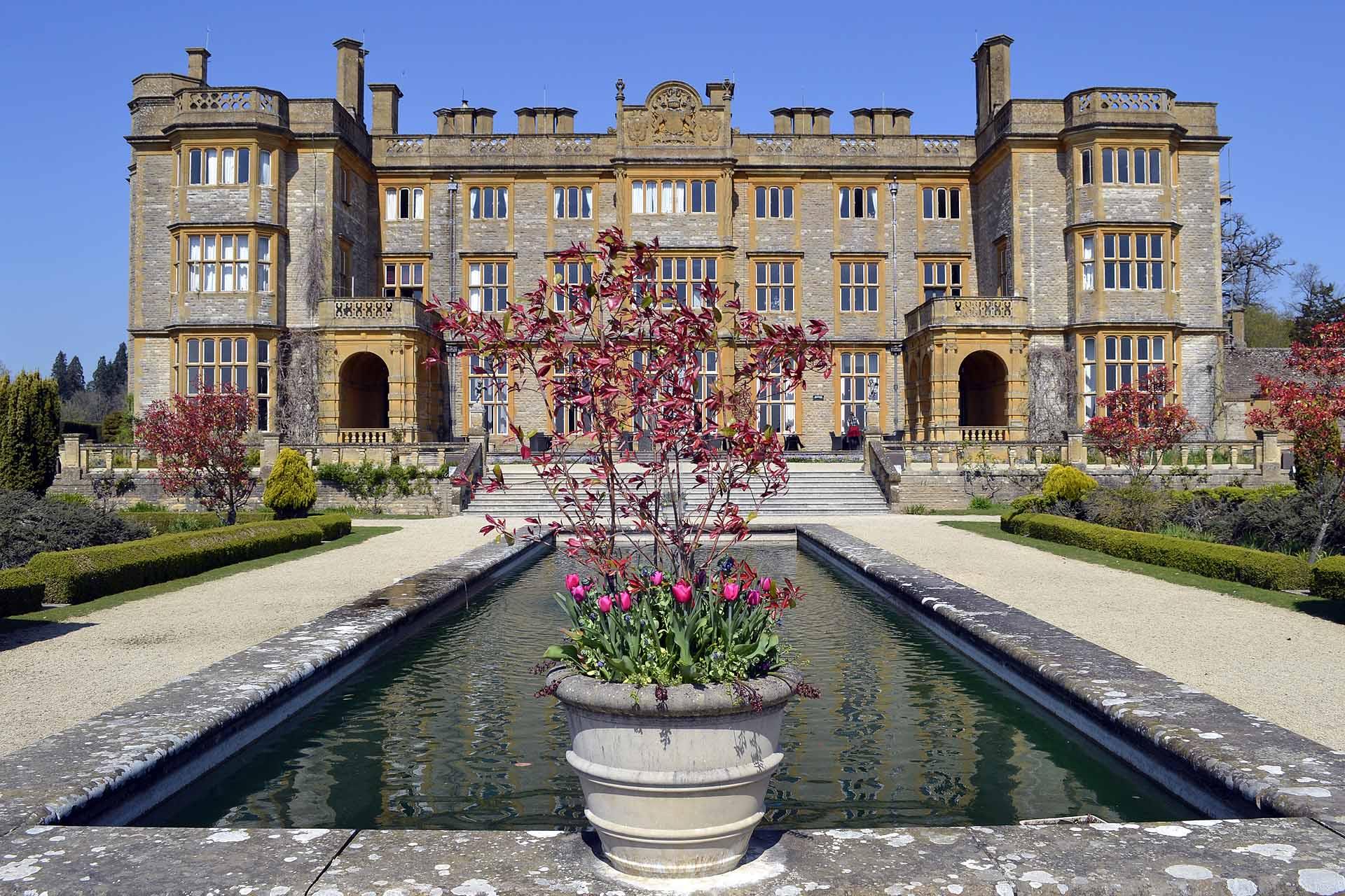 Eynsham Hall Oxfordshire