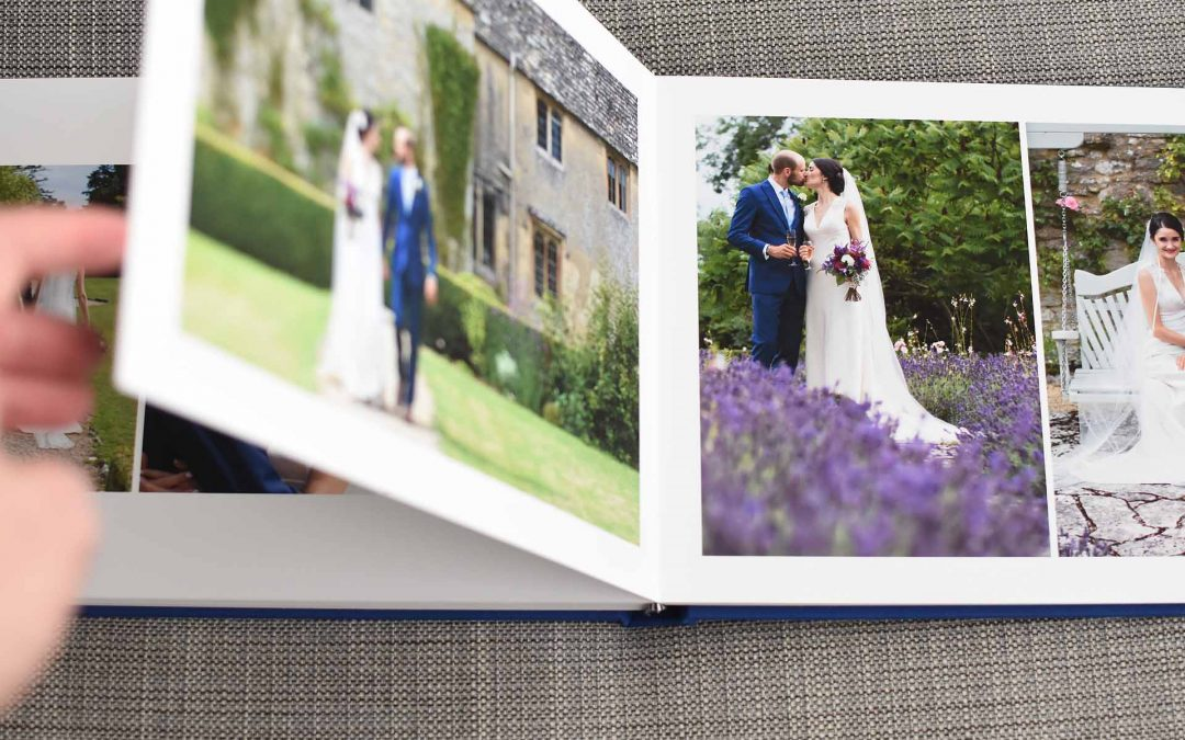 3 reasons why you should have a printed wedding album