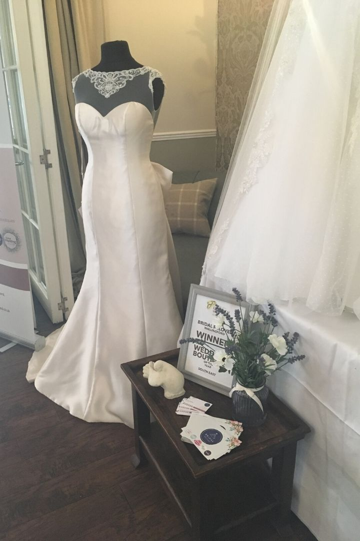bridal gown from Bridal Reloved, Wallingford