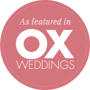 as featured in ox weddings