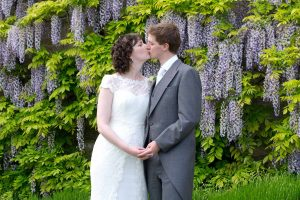 Claire and Chris's Spring Cotswold Wedding